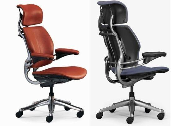 What are the best ergonomic office chairs for smaller