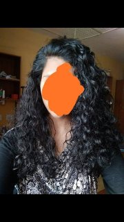 natural curly hair considered