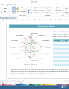hitting point is that the software provides users with pre made spider chart templates and examples you can download use for free also what are best tools creating radial graphs quora rh