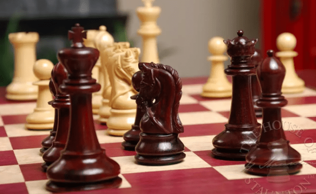 Who Do Each Of The Chess Pieces Represent In Real Life