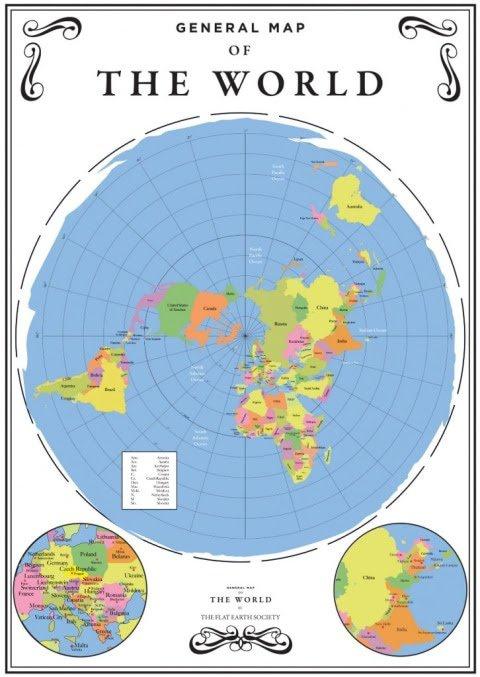 Berikan Bukti Bahwa Bumi Berbentuk Bulat : berikan, bukti, bahwa, berbentuk, bulat, Kenapa, Berbentuk, Bulat?, Quora