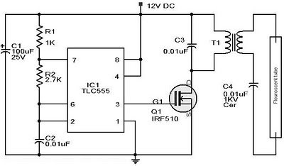 Can I drive a IRF540 MOSFET using a 555 timer directly