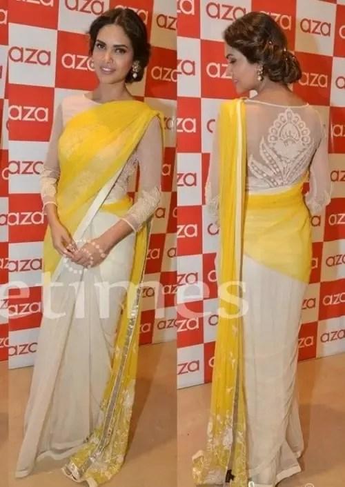 Yellow Plain Suit Combination