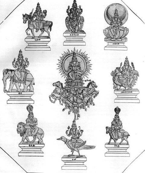 Epics of India: If Hindus worship 'Navagraha (nine planets