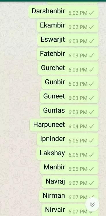 Sikh Baby Boy Names Gurbani Starting G : names, gurbani, starting, Unique, Modern, Names?, Quora