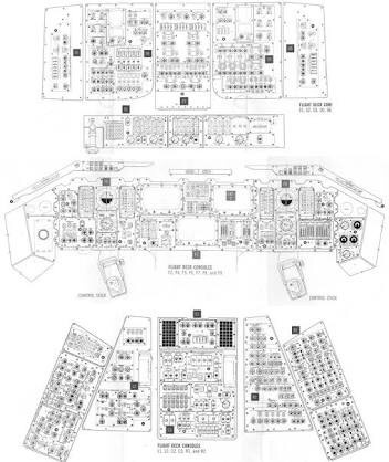 Why did the Space Shuttle have so many more buttons in the flight deck compared to all other