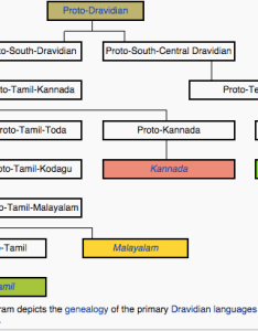Why are the south indian languages of telugu kannada tamil and malayalam so different in spite states being close to each other also rh quora