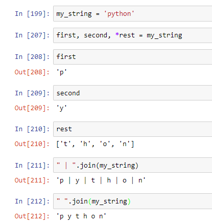 In Python. how do I convert a string to a list in which each character will be separated? - Quora