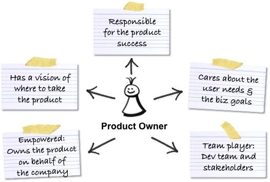 In an Agile environment, are the product owner and the