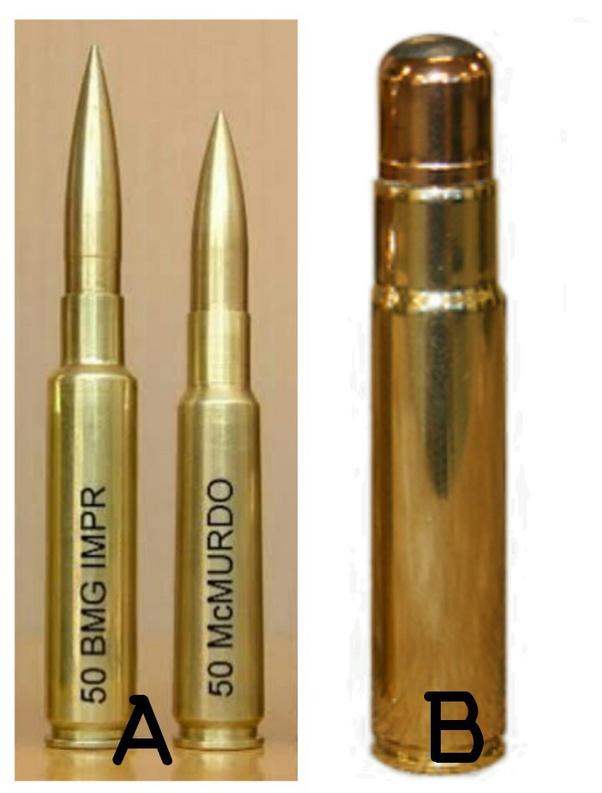 Ukuran Peluru : ukuran, peluru, Mengapa, Desain, Peluru, Tidak, Tajam?, Quora