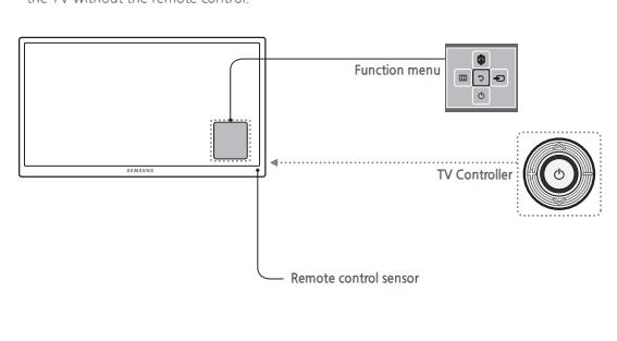 Bedienungsanleitung Samsung Hotel Tv