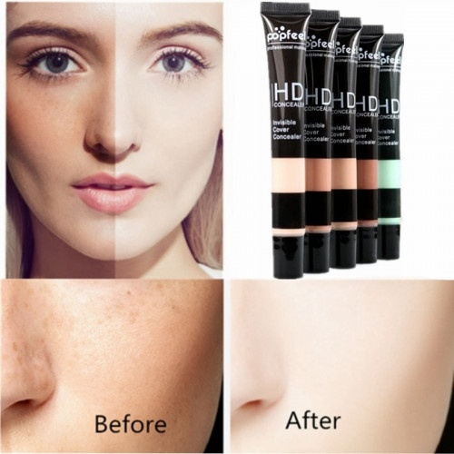What is the difference between foundation and concealer ...