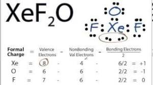 How to draw an XeF2O Lewis Structure  Quora