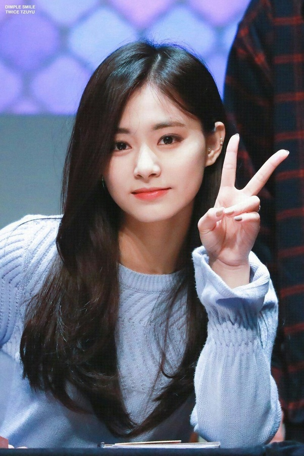 Tzuyu of Twice: beautiful, youngest band member wants to