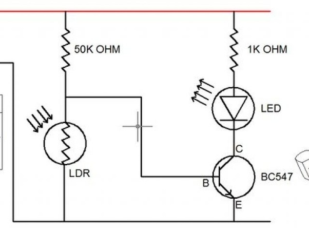 Does an LDR obey Ohm's law? If they do, suggest a working