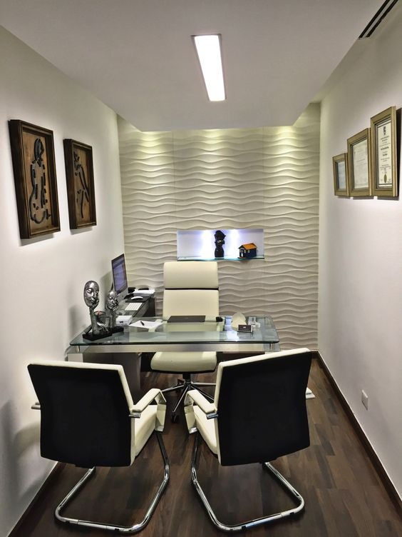 How Much Will Interior Designing Of A Decent Office 10x10 Feet