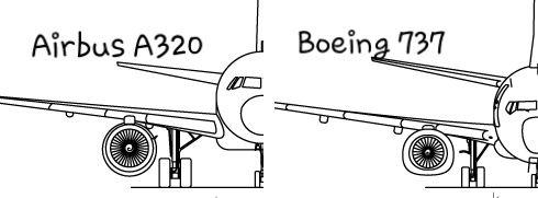 Airbus A320 Cargo Door Dimensions