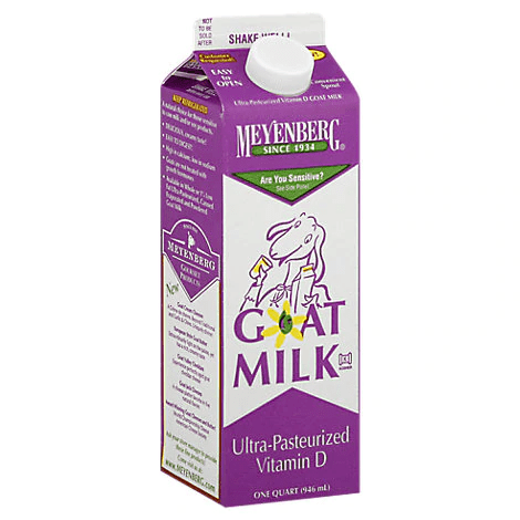 Is goat milk actually sold in stores anywhere in the world. in the same way as cow milk? - Quora