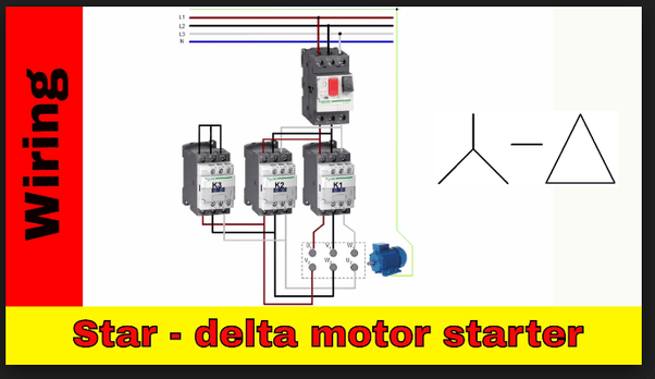 How To Wire A Delta Star Motor
