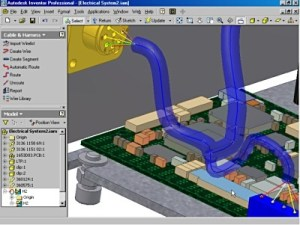 How to simulate an electrical design (eg hair clipper) in SketchUp? If it's not possible, is