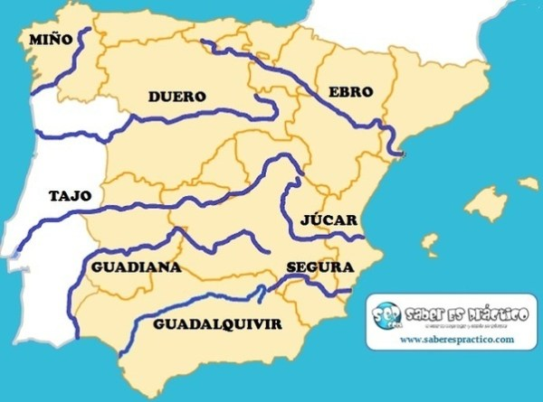 What is the longest river in Spain Quora