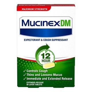 What are the dangers of taking Mucinex DM and Tylenol ...