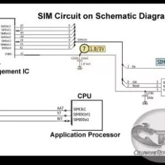 Sim Card Reader Circuit Diagram Dmz Architecture Schematic Schema Wiring How Does A Work Quora Electronic