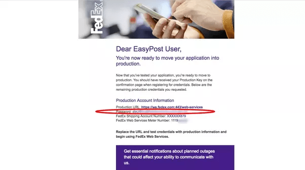 How to integrate my FedEx account to Easypost - Quora
