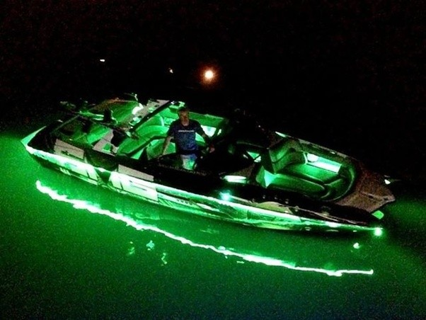 Pontoon Lights Underwater Led Boats