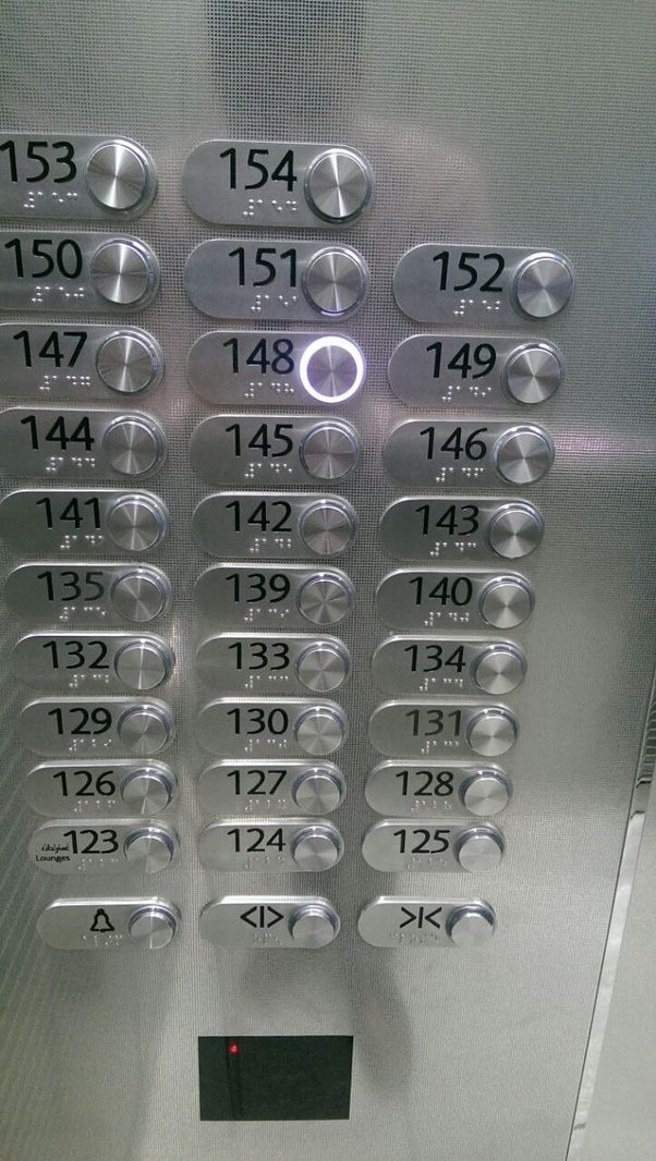 How many floors does Burj Khalifa have  Quora
