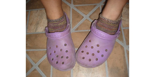 are crocs meant to