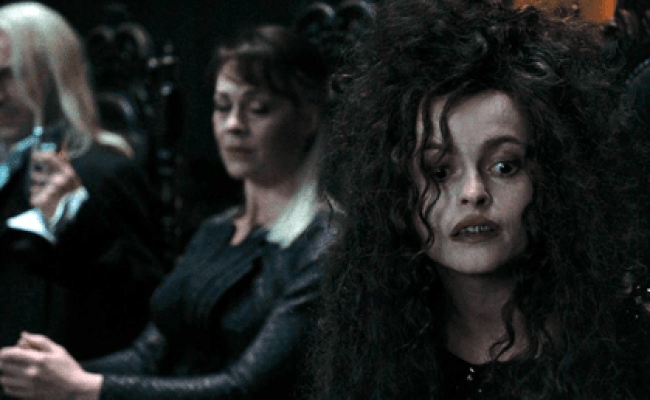 Harry Potter Creative Franchise When Bellatrix