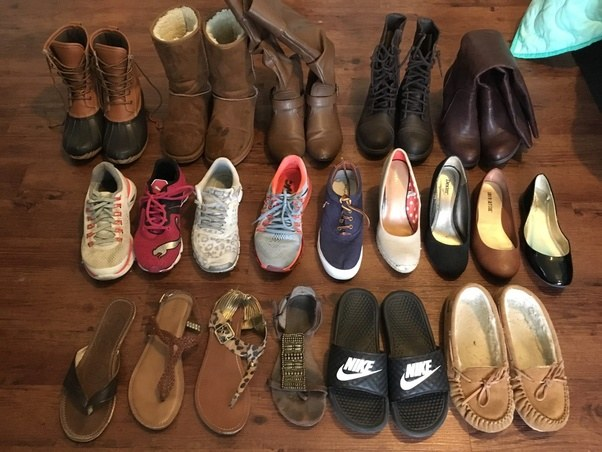 How do your shoes define you as a person? Do they say ...