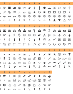As such wingdings and other dingbat fonts can be complementary to conventional typefaces also what is   cwingding   font quora rh
