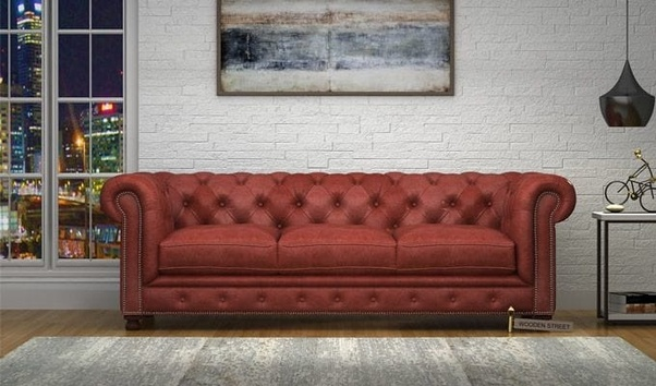 modern twine curved arm sofa diy spray paint leather what is the best or fabric quora while if you are searching for something that should match with your home furnishings and looks twee to abode then can go sofas