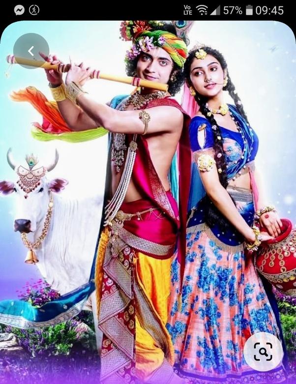 Radha Krishna Serial Baby Krishna : radha, krishna, serial, Story, Showing, Serial, Radha, Krishna, True?, Quora