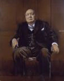 Graham Sutherland Winston Churchill : graham, sutherland, winston, churchill, Didn't, Winston, Churchill, Portrait, Painted, Quora