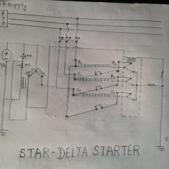 Square D 3 Phase Motor Starter Wiring Diagram 7s Bms Contactor Great Installation Of What Are The Type Used For Slip Ring Induction