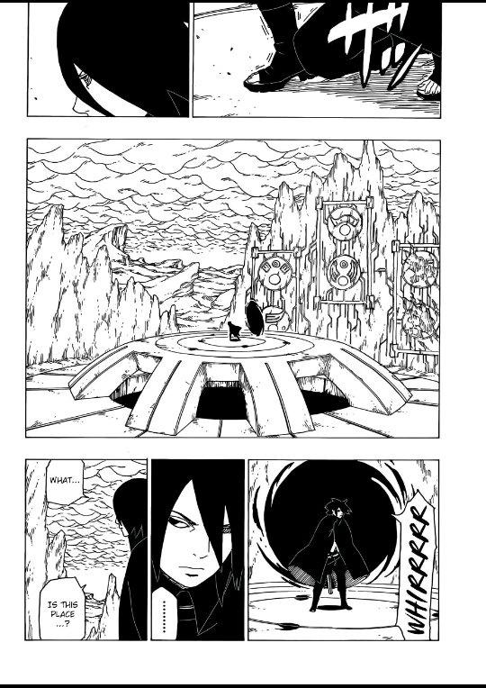 Manga Boruto 35 : manga, boruto, Think, About, Boruto, Chapter, Jigen, Stronger, Kaguya?, Otsutsuki, Broken, Tablets?, Quora