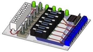 How to simulate an electrical design (eg hair clipper