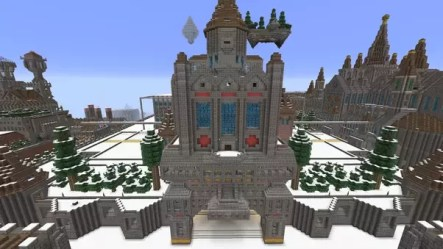 How to build a fortress in Minecraft since I want to build a medieval city Quora
