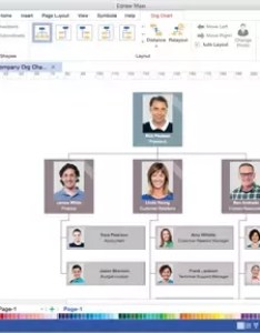 Features of the optimal organizational chart program also how to create an org without visio quora rh