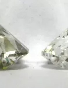 This applies not only to color but clarity cut and other grading criteria also what are the differences between diamond gemstones rh quora