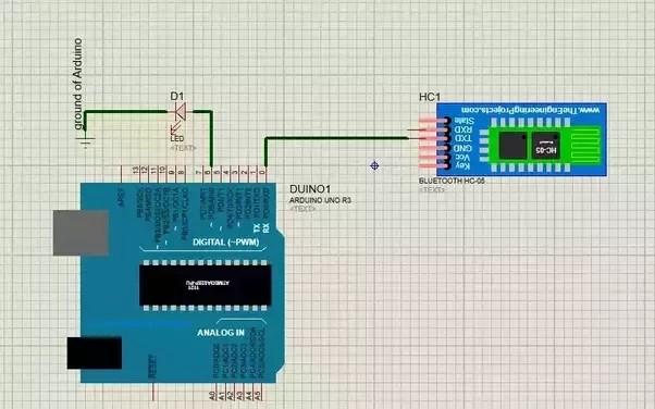 Where Can We Draw Schematics Of An Arduino Online Quora