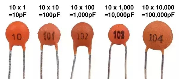 How To Read Ceramic Capacitor Values Quora