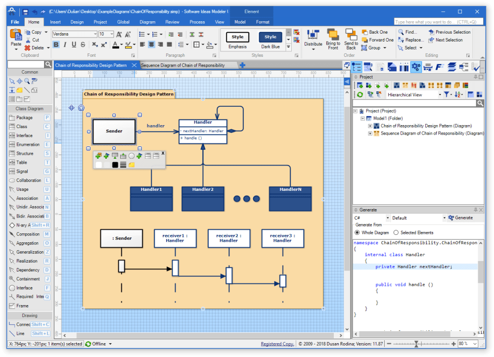 medium resolution of it supports all types of uml diagrams and it offers a lot of import export features styling and layout options there is a free edition for non commercial