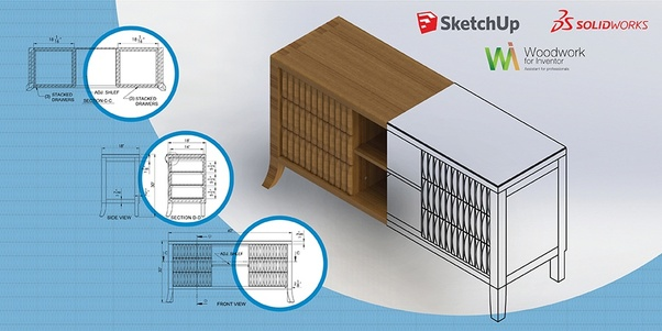 Sketchup Alternative For Woodworkers