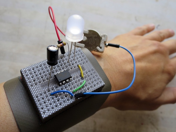 Sensor Circuit Using Halleffect Ic Electronic Circuit Projects