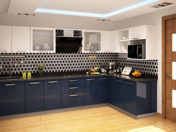 What is the best color combination for kitchen cabinets