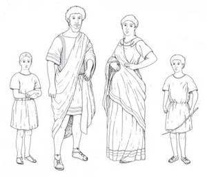 What did Christian clothing look like in Jesus Christ time